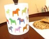 Dala Horse WYSIWYG: Mug