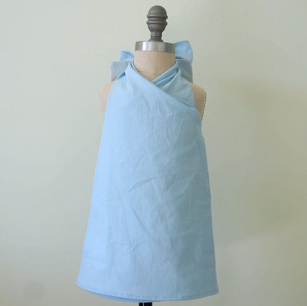 Girls Chic Linen Wrap Halter Dress Girls Linen Dress Girls ...