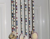 Wind chime with Clam & Whelk Shells