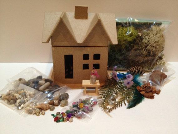 Indoor Fairy House Kit