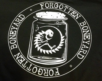 T-Shirst ALMOST SOLD OUT! Forgotten Boneyard