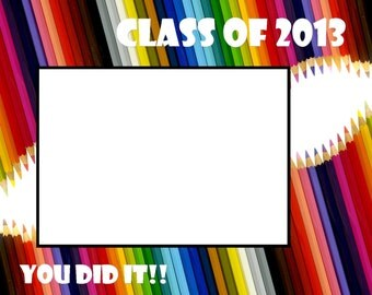 Class of 2016 Graduation Picture Frame