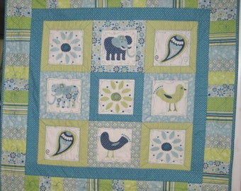 Handmade Quilts For Sale by JuneBugQuilts on Etsy