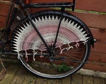 Skirt Guard for a Vintage Bicycle