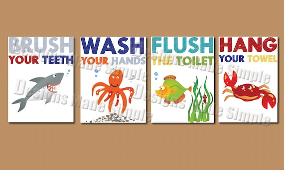 kids bathroom signs fish signs for bathroom instant 13346