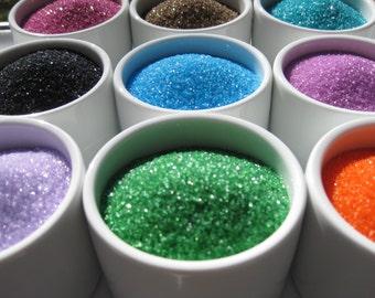 Sanding Sugar- Bulk 4 oz