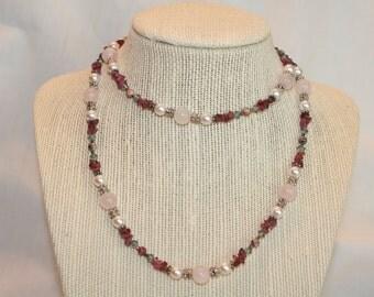 Valentine's Delight Necklace (1028)