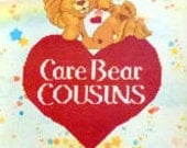 CLEARANCE - Care Bear Cousins Counted Cross Stitch Pattern Book