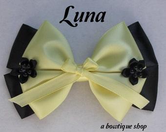 luna hair bow
