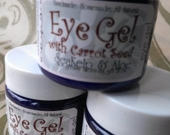 Sea Kelp Eye Gel 1oz  made by eczema sufferer -  storewide flat rate ship US only