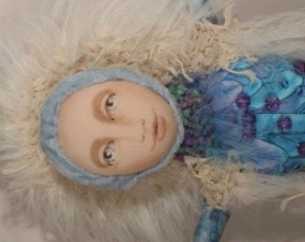 Spirit of Hope and Dreams, spirit doll, OOAK