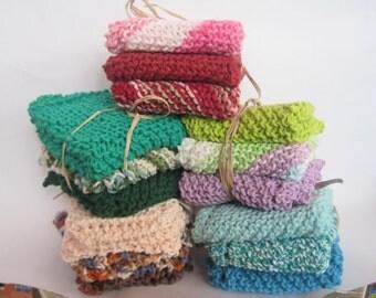 Dishcloth/Washcloth Bundle-3 pack