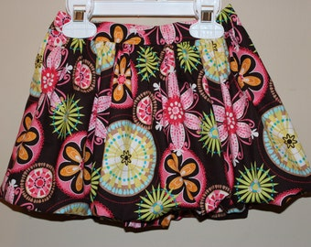 Girl's Bubble Skirt