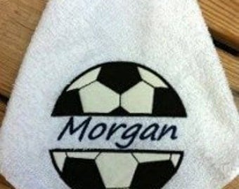 DIVIDED SOCCER BALL Machine Embroidery Design
