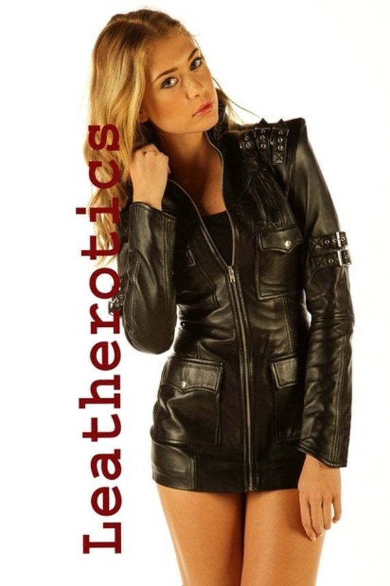 Leather Clothing Fetish 70