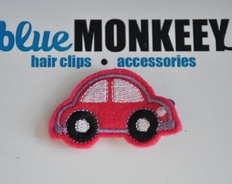 Beetle Car Hair Clip