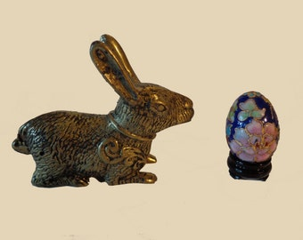 Easter Rabbit from Java