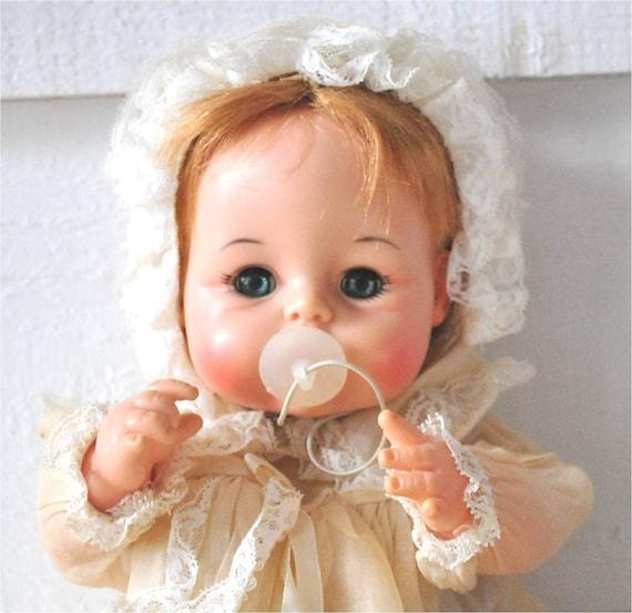 Vintage 1965 Madame Alexander Sweet Tears By