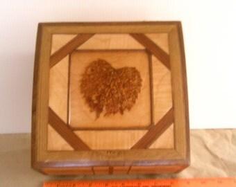 Mulberry leaf box 2012-2