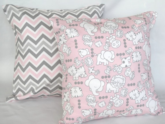 Pink And Grey Decorative Pillows : 301 Moved Permanently