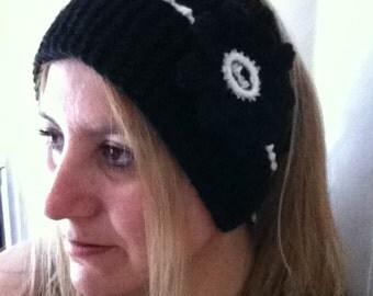 Women and teen Headband / Dreadlocks / Dread Headband . READY TO SHIP