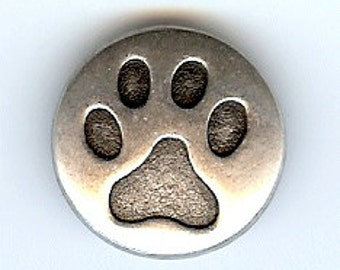 JH95313 - Cat Paw Button
