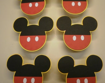 Mickey Mouse Treat Containers