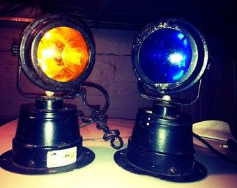 Industrial Spot Lights.