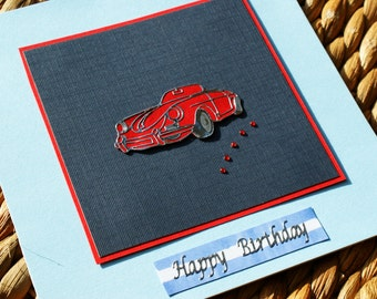 Happy Birthday Handmade Card