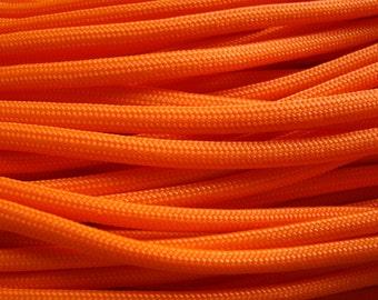 10 feet - 550 Paracord - Neon Orange