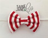 Fabric Patterned Bow