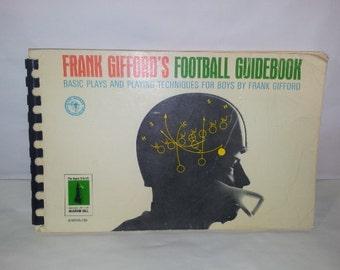 Frank Gifford's Football Guidebook