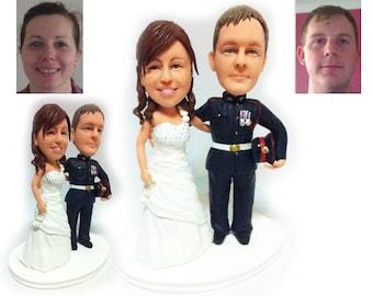 Personalised wedding cake topper - General wedding cake topper (Free shipping)
