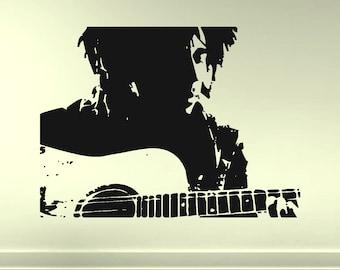 Bob Marley Decal