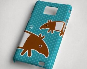 Tapir - Samsung Galaxy S2 Case - Samsung Galaxy S2 Cover - Plastic Samsung Galaxy S2 Case