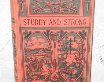 Book - Sturdy and Strong by GA Henty