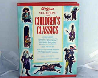 Best Loved Selections from Children's Classics