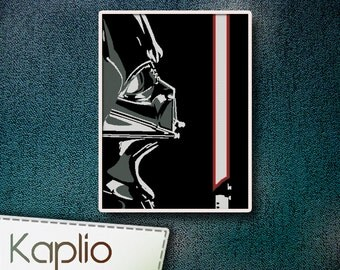 Darth Vader Cross Stitch Pattern [PDF FILE]