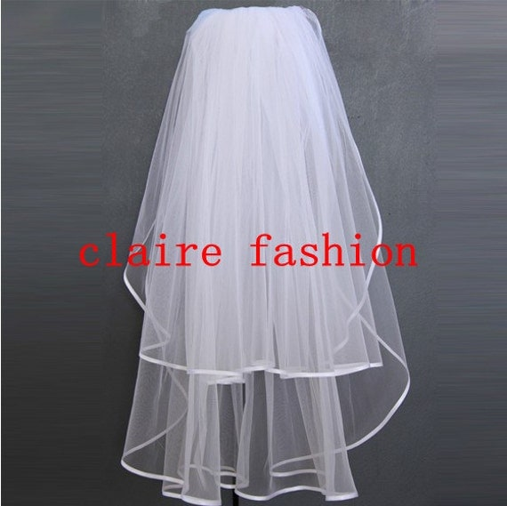 Items similar to Bridal Veils wedding veil bling bling ...