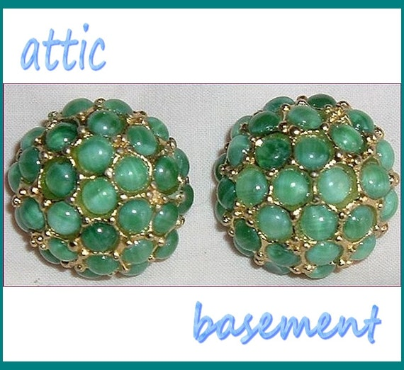 Sale coat buttons art glass cabochons mint green for sewing for Craft buttons for sale