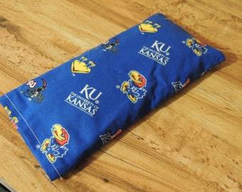 Hot/Cold small rice bag with removable sleeve