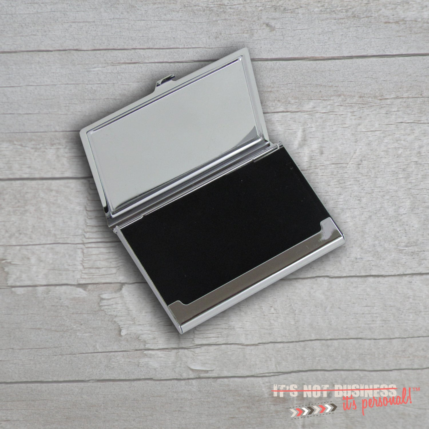 Business Card Holder, Custom Personalized Business Card Case ...