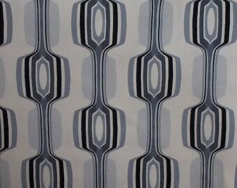 Retro Geometric Design Chris Stone Fabric