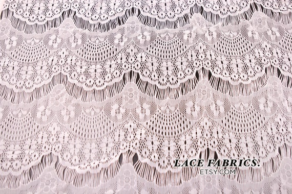 baby pink stretch eyelash lace fabric by the yard or wholesale. Black Bedroom Furniture Sets. Home Design Ideas