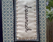 Sassenach Bookmark