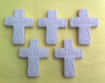 Cross Cookie Favors