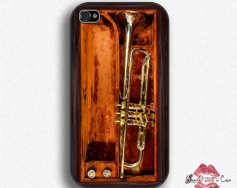 Trumpet Horn - iPhone 4/4S 5/5S/5C/6/6+ and now iPhone 7 cases!! And Samsung Galaxy S3/S4/S5/S6/S7
