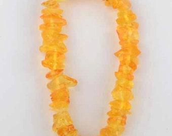 Baltic Amber Adult Bracelet - Lemon Color