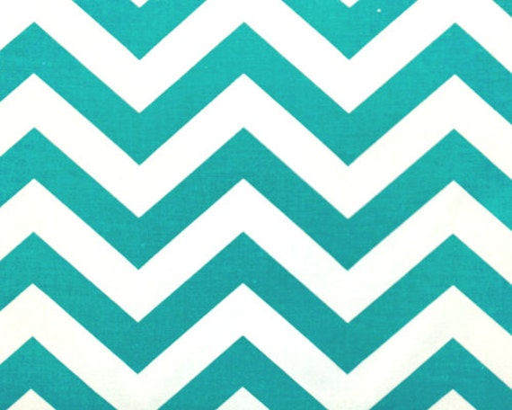 home decor fabric chevron chevron home decor fabric by the yard zigzag true turquoise 10978