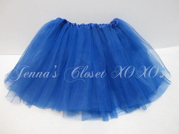 royal blue tutu skirt ballet tutu infant by jennasclosetxoxos